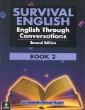 Survival English Book 2 English Through Conversation