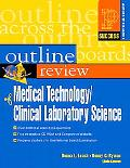 Prentice Hall Health Outline Review of Medical Technology/Clinical Laboratory Science