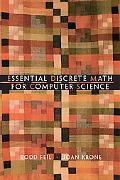Essential Discrete Mathematics for Computer Science