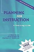 Planning For Instruction A Year-long Guide