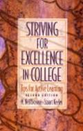 Striving for Excellence in College Tips for Active Learning
