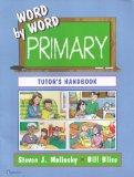 Word by Word Primary Tutor's Handbook