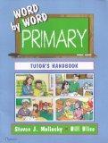 WORD BY WORD TUTORS HANDBOOK