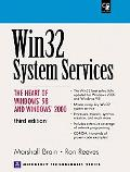 Win 32 System Services The Heart of Windows 98 and Windows 2000