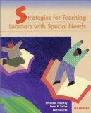 Strategies for Teaching Learners with Special Needs (7th Edition)