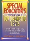 Special Educator's Complete Guide to 109 Diagnostic Tests