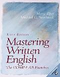 Mastering Written English The Comp-Lab Exercises