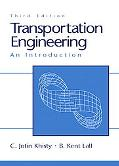 Transportation Engineering An Introduction