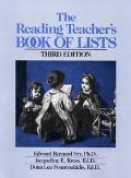 Reading Teacher's Book of Lists