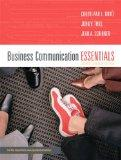 Business Communication Essentials, Second Canadian Edition with MyCanadianBusCommLab (2nd Ed...