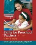 Skills for Preschool Teachers (9th Edition)