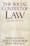 Social Context of Law