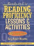 Ready-To-Use Reading Proficiency Lessons & Activities 8th Grade Level