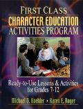 1st Class Character Education Activities Program Ready-To-Use Lessons & Activities for Grade...