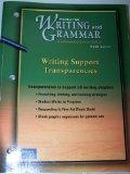 Writing and Grammar Communication in Action--Writing Support Transparencies
