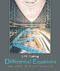 Differential Equations An Applied Approach