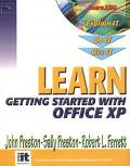 Learn Getting Started With Office Xp