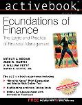 Foundations of Finance The Logic and Practice of Financial Management  Activebook Version 2.0