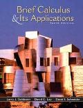 Calculus And Its Applications Brief