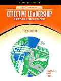 Effective Leadership: Ten Steps for Technical Professions (NetEffect Series)