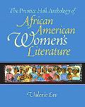 Prentice Hall Anthology of African American Women's Literature