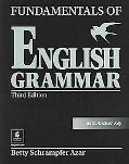 Fundamentals of English Grammer, With Answer Key