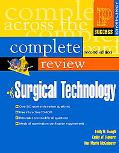 Prentice Hall's Complete Review Of Surgical Technology