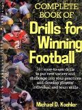 Complete Book of Drills for Winning Football