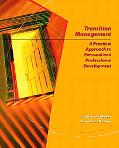 Transition Management A Practical Approach to Personal and Professional Development