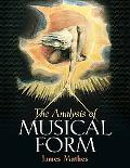Analysis of Musical Form