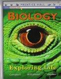 BIOLOGY:EXPLORING LIFE 1 EDITION STUDENT EDITION 2004C