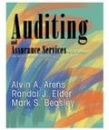 Auditing and Assurance Services An Integrated Approach