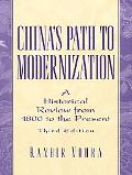 China's Path to Modernization A Historical Review from 1800 to the Present