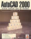 Autocad 2000 One Step at at Time  Basics