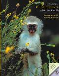 Biology Life on the Earth : Science Internet '99 - Audesirk - Hardcover - 5TH PACKAG