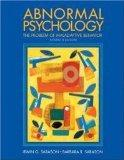 Abnormal Psychology: The Problem of Maladaptive Behavior