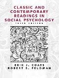 Classic and Contemporary Readings in Social Psychology