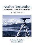 Active Tectonics Earthquakes, Uplift, and Landscape