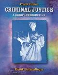 Criminal Justice:brief Intro.
