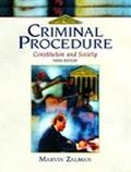 Criminal Procedure Constitution and Society