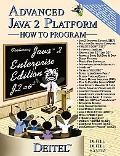 Advanced Java 2 Platform How to Program
