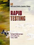 Rapid Testing