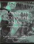 Advanced Corporate Finance Financial Policies and Strategies