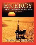 Energy Physical Environmental And Social Impact