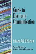Guide to Electronic Communication Using Technology for Effective Business Writing and Speaking