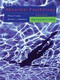 Abnormal Psychology: Perspectives