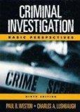Criminal Investigation: Basic Perspectives (9th Edition)