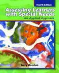 Assessing Learners With Special Needs An Applied Approach