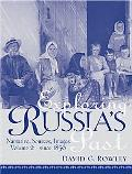 Exploring Russia's Past Narrative, Sources, Images Since 1856