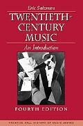 Twentieth-Century Music An Introduction